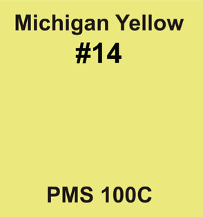 Michigan Yellow
