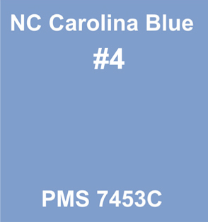 NC Carolina Blue