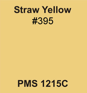 Straw Yellow